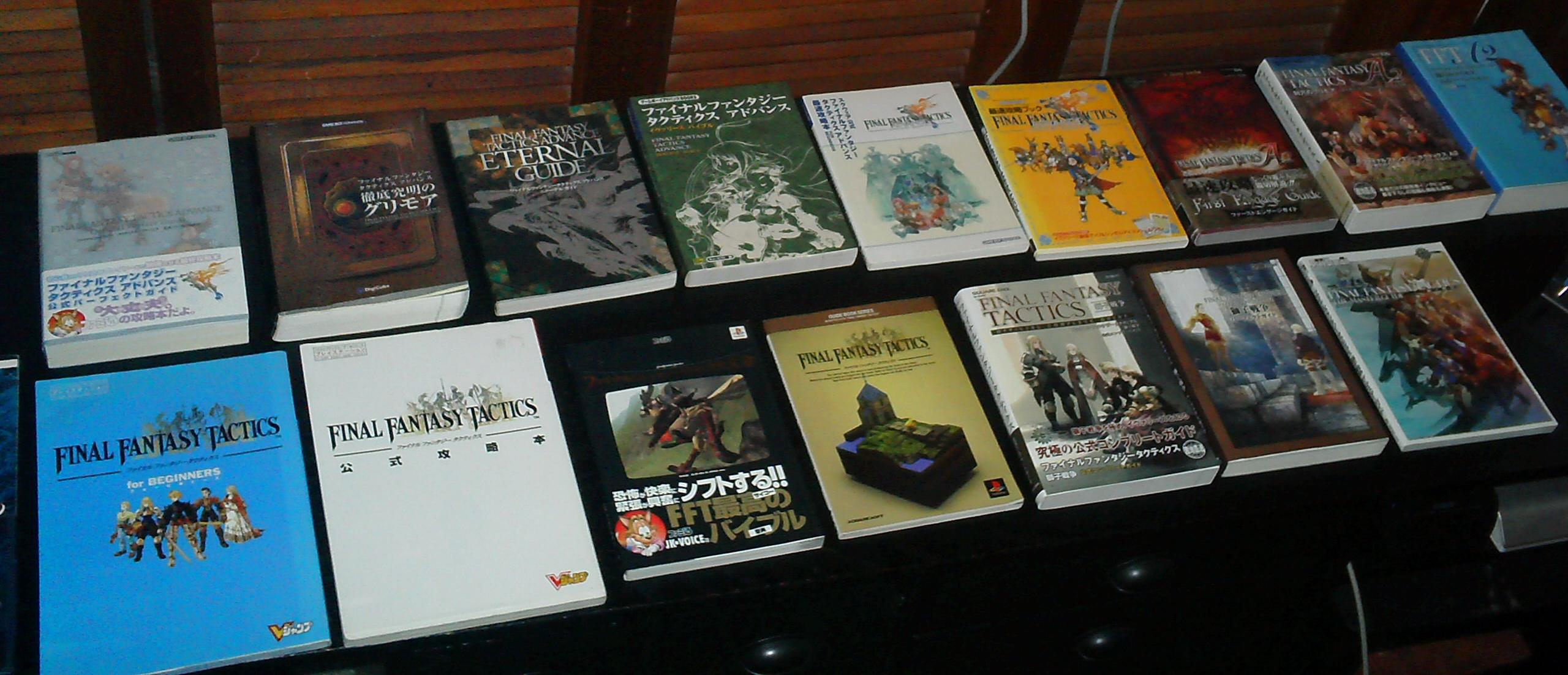 Final Fantasy Tactics Advance Case Art